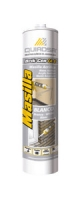 Mastic Acrylique  Ca-8 Blanc 300 Ml - Polyester Van Damme